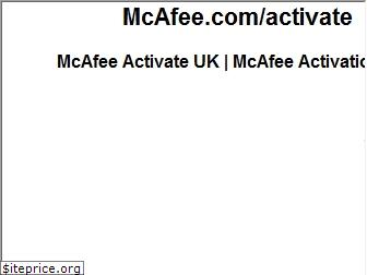 mcafeeactivates.uk
