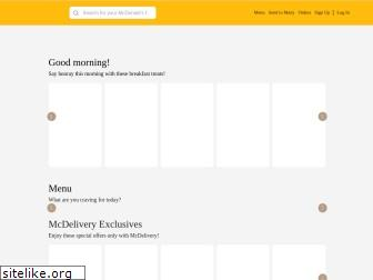 mcdelivery.com.ph