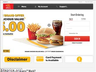 mcdelivery.jo