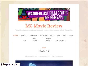 mcmoviereview.com
