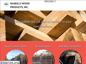 mcneillywoodproducts.com
