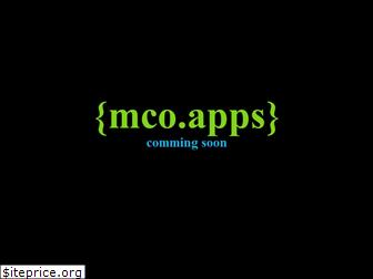 mcoapps.com