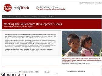 mdgtrack.org