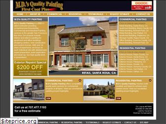 mdsqualitypainting.com