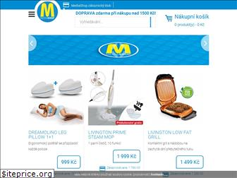 www.mediashop.cz website price