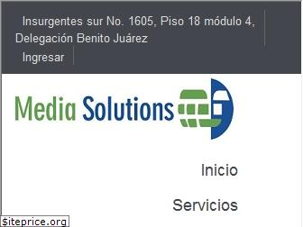 mediasolutions.com.mx