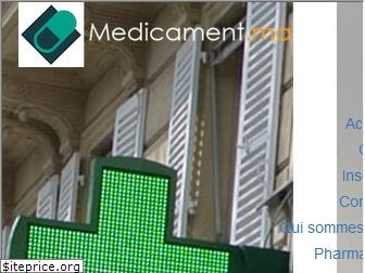 www.medicament.ma website price