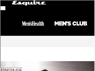 www.mensclub.jp website price