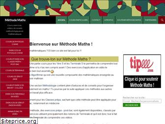 methodemaths.fr