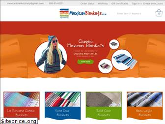 mexicanblankets.com