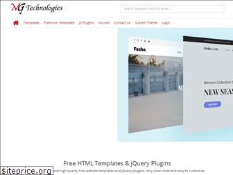 mgtechnologies.co.in