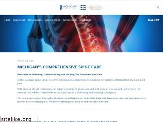 michiganspineclinic.com