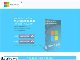 microsofttoolkitofficial.info