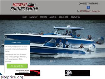 midwestboatingcenter.com
