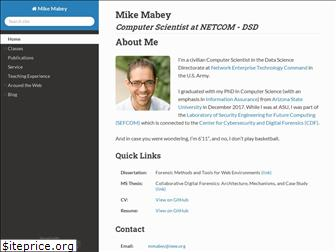 mikemabey.com