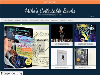 mikescollectablebooks.com