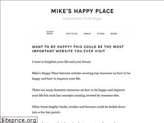 mikeshappyplace.com