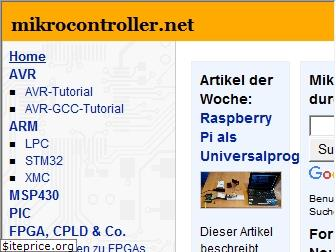 www.mikrocontroller.net website price