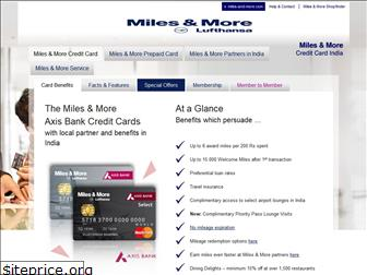 miles-and-more-creditcard.in