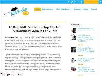milkfrother.org