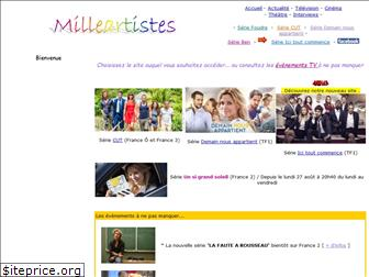 milleartistes.free.fr