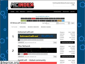 minecraft-index.com