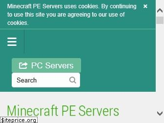 minecraftpeservers.org