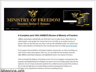 ministryoffreedomreview.com