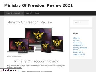 ministryoffreedoms.com