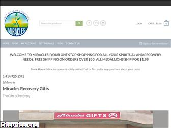 miraclesrecoverygifts.com