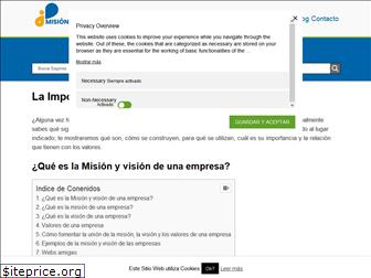 misionyvision.info