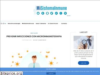 www.misistemainmune.es website price
