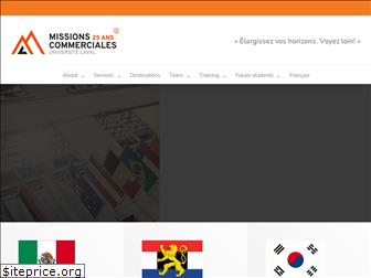 missionscommerciales.com