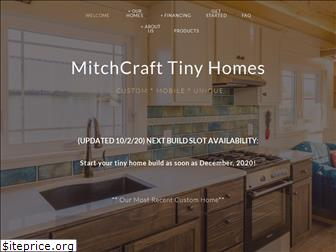mitchcrafttinyhomes.com