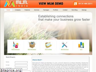 mlm-india.co.in