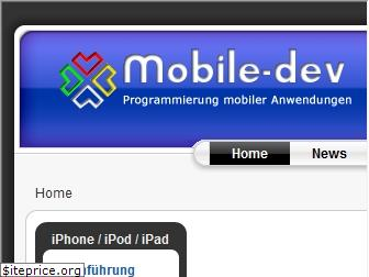 www.mobile-dev.de website price