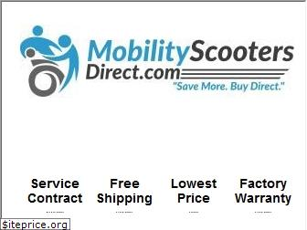 mobilityscootersdirect.com