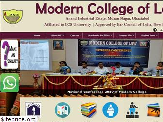 moderncollegeoflaw.com