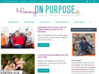 mommyonpurpose.com