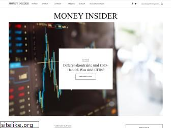 www.money-insider.de website price