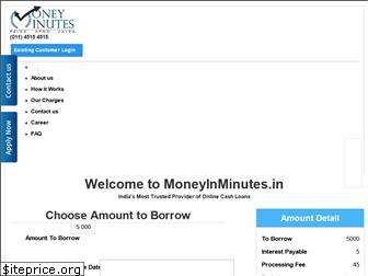 moneyinminutes.in