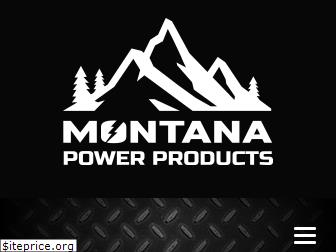 montanapowerproducts.com