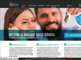 mortgageadviceservices.co.uk