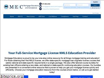 mortgageeducators.courses