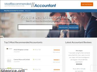 mostrecommendedaccountant.co.uk