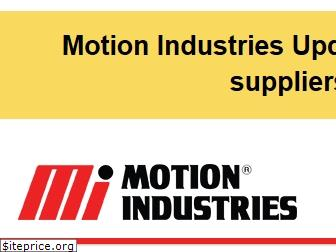 motionindustries.com