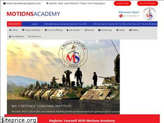 motionsacademy.in