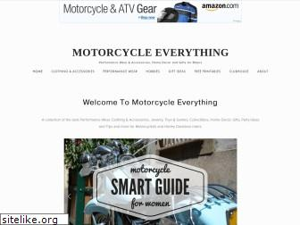 motorcycle-everything.com