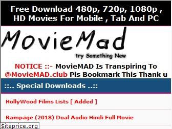www.moviemad.club website price