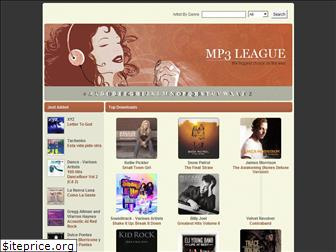 mp3league.net